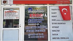 AYŞE TABAK KARAKAŞ SİGORTA ACENTELİĞİ/ÇANAKKALE