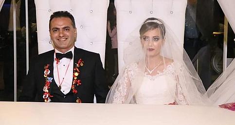 Adem Yılmaz ve Ceylan Gündoğan'ın Mutlu günü