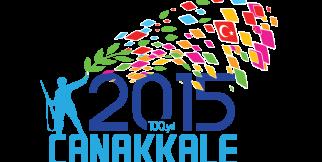 Çanakkale 100. yıl logo