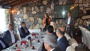 AK Parti Gaziantep 'ten Çanakkale Çıkarması