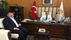 """Turan """"İskele Meydanı, 15 Temmuz Demokrasi ve Şehitler Meydanı olmalıdır"""""""