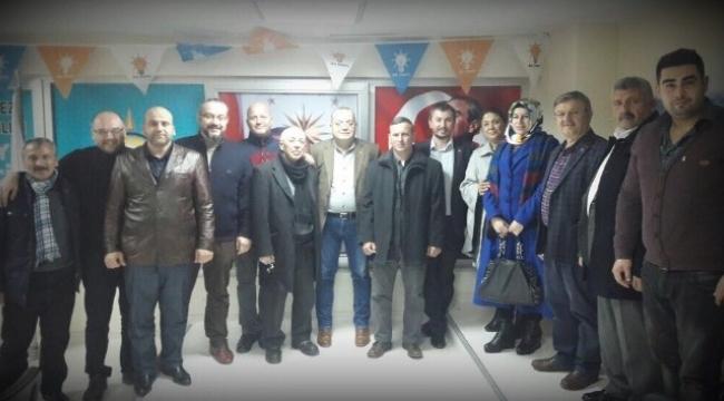 AK Parti Kepez Danışma Meclisi yapıldı