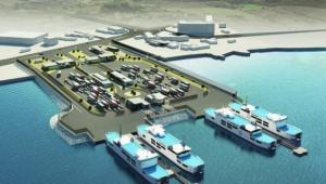 Gelibolu Feribot Terminali İçin Protokol İmzalandı