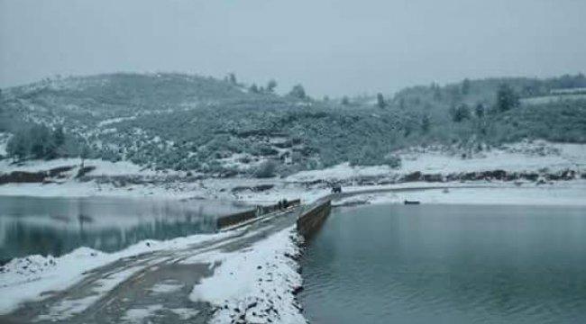Baraj Suları Köprüyü Yuttu