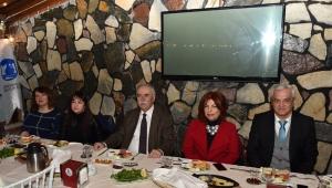 Başkan Gökhan, Belediye Personeliyle Kahvaltıda Buluştu