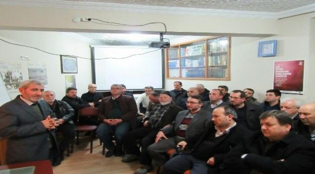 Biga İlim Yayma Cemiyeti olağan genel kurul toplantısı yapıldı