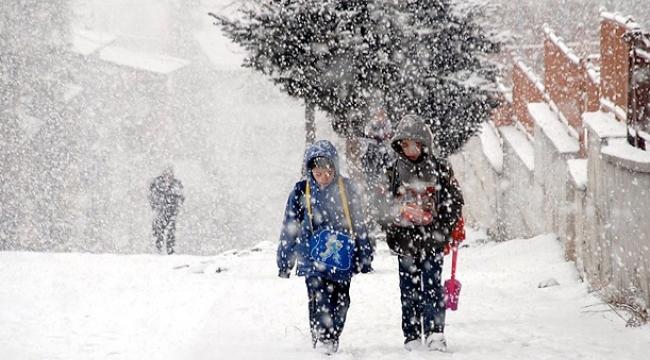 Meteoroloji uyardı kar yine geliyor