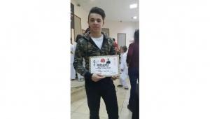 Biga Karate Gençlik Spor Kulübü sporcuları kemer yükseltti