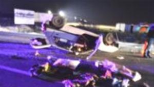 Çanakkale'de Trafik Kazası: 2 Yaralı