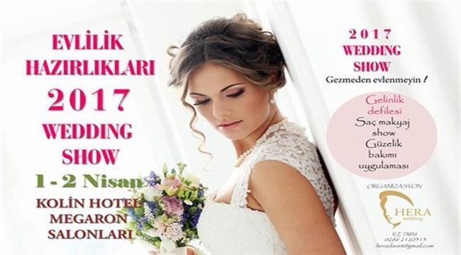 EVLİLİK HAZIRLIKLARI 2017 WEDDING SHOW ÇANAKKALE