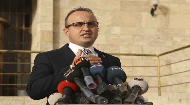 AK Parti'den CHP'nin restine cevap