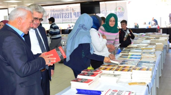 Lapseki'de 23-29 Nisan Kitap Festivali Etkinlikleri