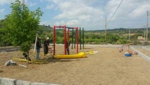 Umurbey'e yeni park alanı