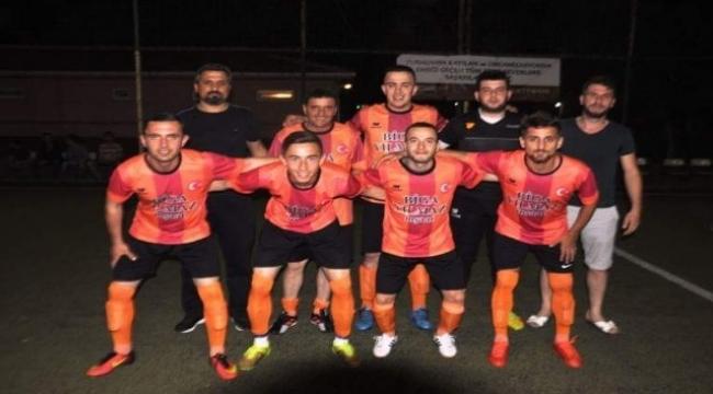Gümüşçay Belediyesi ramazan turnuvası başladı