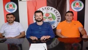 Lapsekispor A takımı antrenörlüğüne Deniz Ünver getirildi