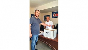 Kepez AK Parti Belde Başkanlığında Delege Seçimleri