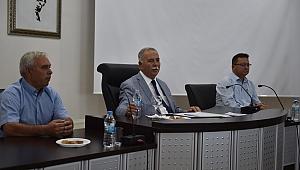 Başkan Gökhan, Basında Çıkan Toplu Ulaşım Sistemi Sorunlarına Cevap Verdi…