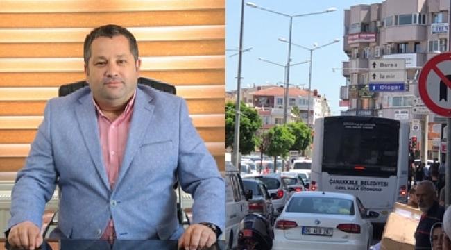 AK Parti Tanıtım Medya Başkanı Murat Tek'ten Belediye Başkanı Ülgür Gökhan'a; Sözde denetimli halk otobüslerini kim ve nasıl denetliyor?