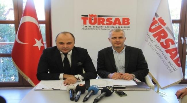 TÜRSAB'ın 4.Genişletilmiş Bölge Yürütme Kurulu (BYK) Toplantısı ve 2018 Troia Yılı Lansmanı Çanakkale'de yapılacak