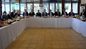 2018 Troia Yılı Koordinasyon Toplantısı gerçekleştirildi
