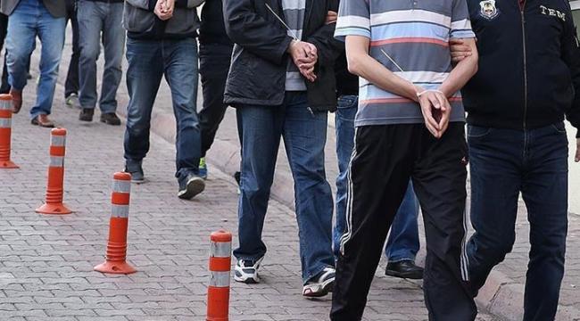 Çanakkale'de FETÖ operasyonu: 14 gözaltı