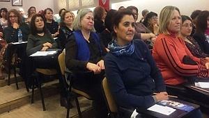 Çanakkaleli kadınlara hitabet eğitimi