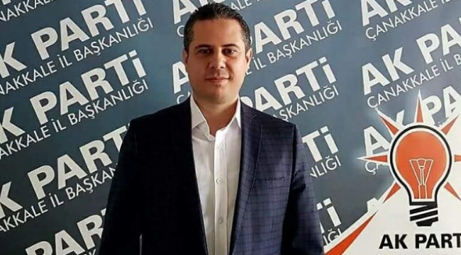 """Gültekin Yıldız'Kimse Cumhurbaşkanımız Sayın Recep Tayyip Erdoğan ve AK Parti adına rajon kesme hakkına sahip değildir"""""""