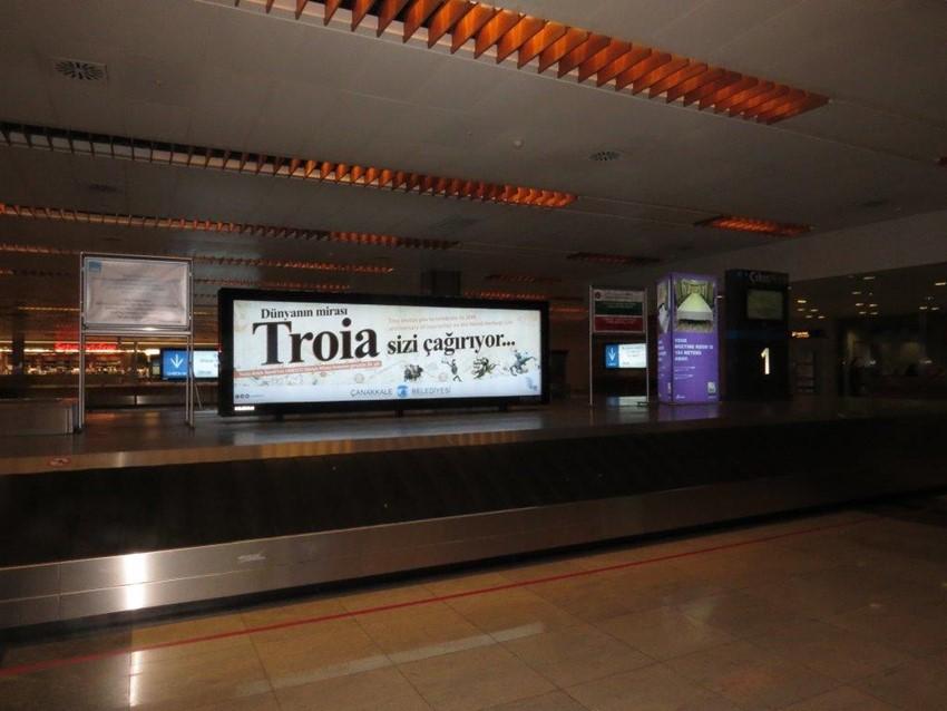 2018 Troia Yılı'nın Tanıtımına İlişkin Çalışmalar Devam Ediyor…