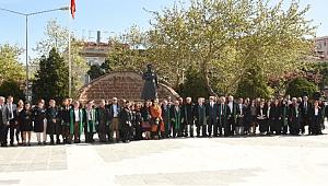 Avukatlar Günü Çanakkale'de kutlandı