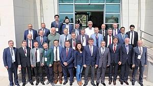 BARO BAŞKANLARI BALIKESİR'DE TOPLAND