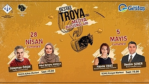 Türkiye'nin önde gelen köşe yazarları Çanakkale'ye gelecek