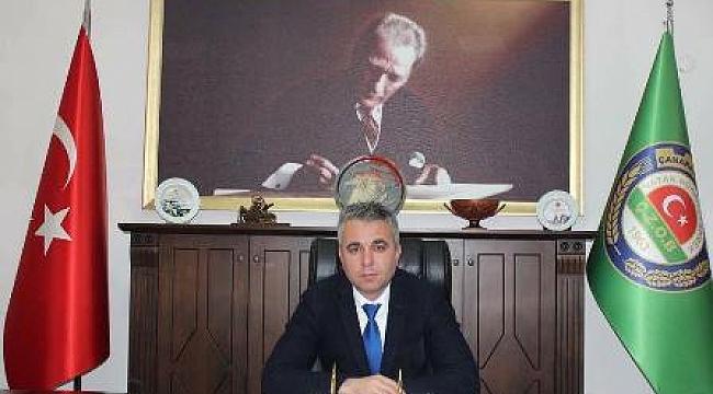 Çanakkale Ziraat Odası Başkanı İsmail Kaya, 14 Mayıs Dünya Çiftçiler Günü nedeniyle bir mesaj yayınladı.