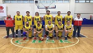 Umurbey, Çorlu Belediyesi'ni 71-52 yendi
