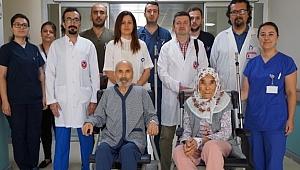 88 ve 86 yaşındaki hastalara TAVİ Yöntemi ile kalp kapağı takıldı