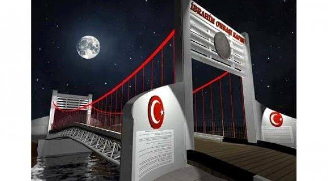 Beybaşlı Halil ve İbrahim Onbaşı Köprüsü İnşaat Çalışmaları Başladı