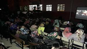 Biga'da AK Parti sıcak yaz gecelerine renk katıyor