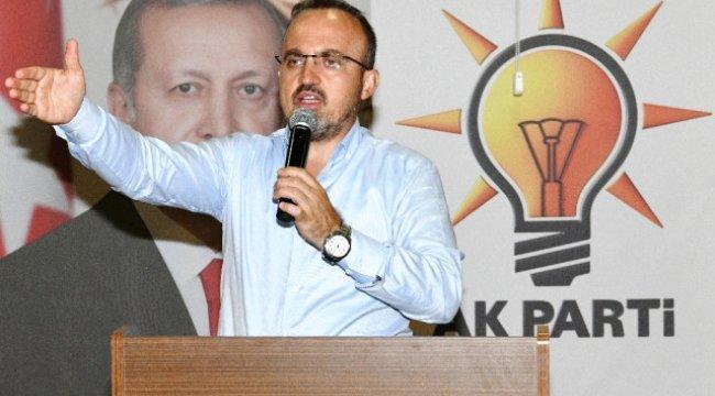 Ak Partili Turan: 'Türkiye Batarsa Okyanuslar Karışır'