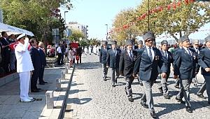 Çanakkale'de 30 Ağustos Zafer Bayramı Coşkusu