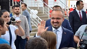 AK Parti Grup Başkan Vekili Turan: 'Bu Sene Eğitime Ayrılan Bütçe 135 Milyarı Buldu'