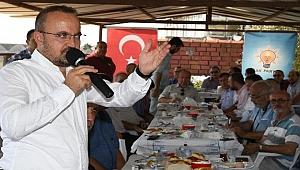 """AK Parti'li Turan: """"Amerika ve Trump bilecek ki, kendisine müttefik değil, uşak arıyorsa, bu ülke uşak olmayı çok geride bıraktı"""""""
