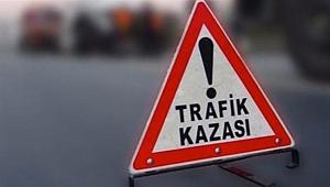 Bayramiç'te Trafik Kazası: 2 Yaralı