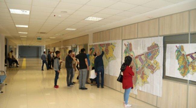 Biga'da Revizyon İmar Planı Askıya Çıktı