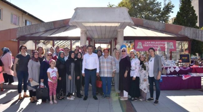 Çan'ın Kurtuluşunun 96. Yılı Çeşitli Kutlandı