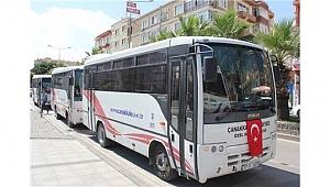 Çanakkale'de Şehiriçi Ulaşım Ücretlerine Zam