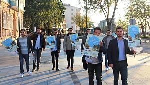 AK Parti Çanakkale İl Gençlik Kolları'ndan 'Can Dostlarımızı Koruyalım' projesi