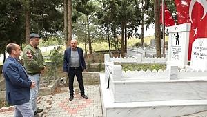 Bigalı Mehmet Çavuş'u Oynayan Şevket Çoruh'tan Anlamlı Ziyaret
