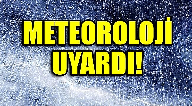 Çanakkale'ye 4 gün yağmur geliyor!