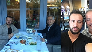 CHP'li Güneşhan'ın kankası AK Parti adayı mı?