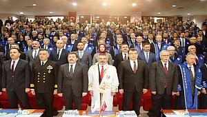 ÇOMÜ 2018-2019 Akademik Yıl Açılış Töreni yapıldı