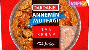 Dardanel'den Yepyeni Bir Hazır Yemek Serisi!